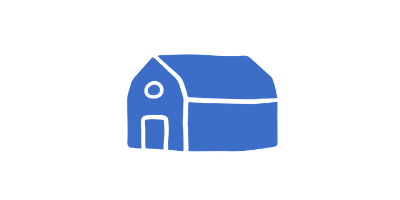 blue farm logo