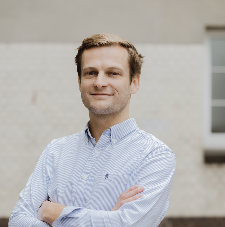 Hungry Ventures Experts: Max Scherer